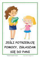 BLOG EDUKACYJNY DLA DZIECI: KODEKS PRZEDSZKOLAKA Teacher Inspiration, School Projects, Diy Crafts For Kids, Teaching Kids, Kindergarten, Preschool, Family Guy, Classroom, Education