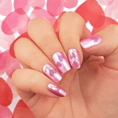 """Tomorrow is the last day to save 10% on orders $50+, OR 20% on orders $100+ at incoco.com! Shop now and save on your Valentine's Day nails, like """"Love You Lots!"""" #incoco #sale #valentinesday #nailart"""