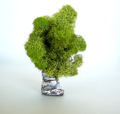 Miniature Tree Garden Accessory Fairy Doll House Terrarium by EnchantedHomes on Etsy