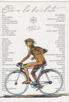 Oda a la bicicleta - P. Neruda