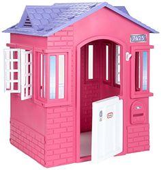 Little Tikes Princess Cottage Playhouse, Pink Little Tikes