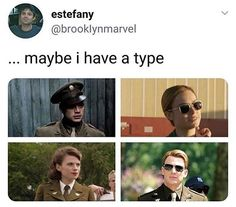 I'm not gay but buck and Stevie yes! Marvel Funny, Marvel Memes, Marvel Dc Comics, Marvel Avengers, Sebastian Stan, Chris Evans, Captain Marvel, Captain America, Peggy Carter