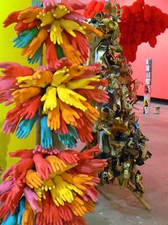 Choi Jeong-Hwa South Korean Father of pop art installations