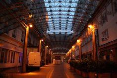 Roadtrippin Wien Passage Ringstraßen Galerien Sunrise