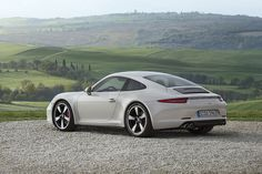 Porsche 911 50th anniversary edition '2014