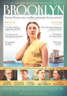 Brooklyn - Poster Nacional & Segundo Trailer   Portal Cinema