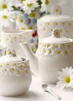 Adorable tea set