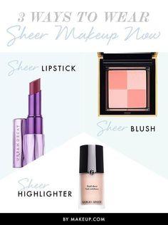 sheer makeup - Makeup Tutorial