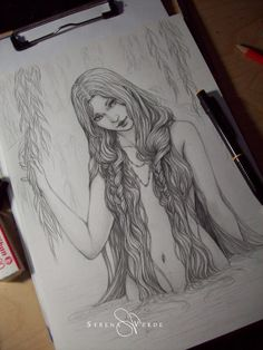 artist Serena Verde
