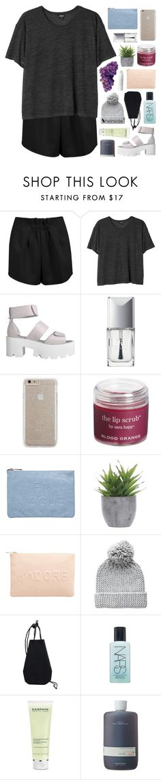 """we're infinite high, we're infinite falling"" by feels-like-snow-in-september ❤ liked on Polyvore featuring Monki, Christian Dior, Case-Mate, Sara Happ, Miss Selfridge, Lux-Art Silks, Pieces, NARS Cosmetics, Darphin and women's clothing"