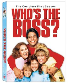 Sony Home Pictures Who's The Boss: The Complete First Season