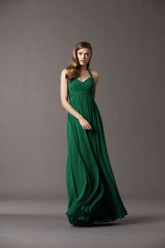 @Amy Watters emerald green bridesmaid dress @Natasha Mendez have you been to Julian Gold?  They have dresses in emarld here in SA