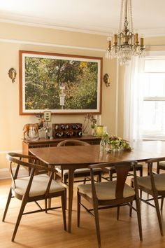 Hillary & Michael's Refined Roost House Tour