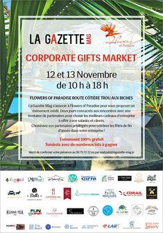 LA GAZETTE MAG - CORPORATE GIFTS Market. Tel: 59 75 72 22