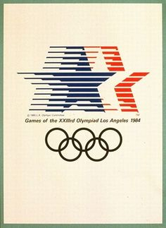 1984 olympic games, los angeles