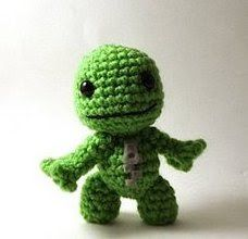 Free Amigurumi Patterns: Amigurumi Sack Boy Pattern
