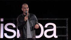 """""""O ser humano gosta de complicar aquilo que é simples."""" Luís Franco-Bastos, #TEDxLisboa #Elefantenasala"""