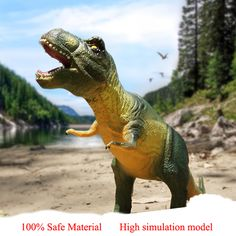 New arrival X004  funny  model Plastic Dinosaur Toy Model Action Figures toys Tyrannosaurus toy for sale //Price: $US $19.32 & FREE Shipping //     #toyz24