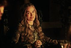 Pin for Later: 31 Reasons You Love to Hate Cersei Lannister, Game of Thrones' Queen of Mean This Frightening Smile