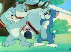 Spike and Tyke - Tom and Jerry characters
