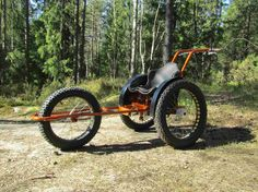 Fatbike Cart a part of system Fat Bike, Aktiv, Cart, Motorcycle, Vehicles, Covered Wagon, Motorcycles, Car, Motorbikes