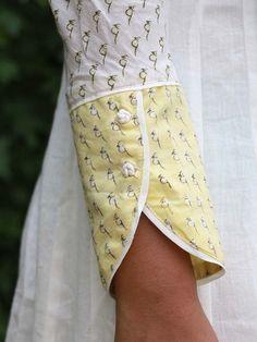 40 Latest Sleeve Designs to Try With Kurtis Kurti Sleeves Design, Kurta Neck Design, Sleeves Designs For Dresses, Dress Neck Designs, Blouse Designs, Sleeve Designs For Kurtis, Full Sleeves Design, Salwar Designs, Kurta Designs Women
