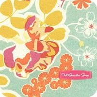 Sweet As Honey Spring Orchard Blossom Yardage by Bonnie Christine for Art Gallery Fabrics