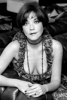 Linda Thorson - Tara King from the Avengers