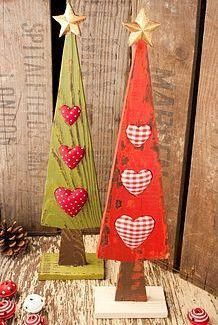 Nordic Christmas Tree | Wooden Nordic Table Top Christmas Tree - £15.00 - A great range of ...