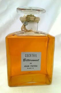 Jean Patou Perfumes: Cocktail by Jean Patou c1931
