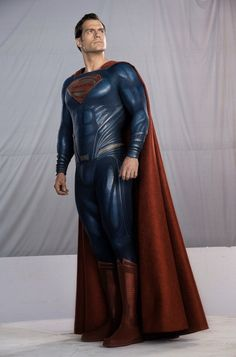 """Zack Snyder has uploaded never before seen images of Henry Cavill as Clark Kent/Superman. This is MY Superman. Truly one of the most perfect castings ever made in a comic book film. Superman Henry Cavill, Superman Suit, Superman Cosplay, Henry Cavill News, Superman News, Marvel Cosplay, Marvel Comics, Dc Comics Art, Marvel Dc"