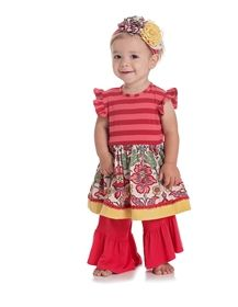 Persnickety Clothing - Wonderstruck Erika Dress in Multi