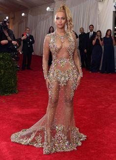 Beyoncé Met Gala 2015