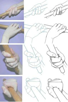 Drawing Poses Reference Hand Holding 51 Ideas Drawing Poses Re. Drawing Base, Drawing Tips, Figure Drawing, Drawing Hands, Gesture Drawing, Hand Drawing Reference, Art Reference Poses, Poses References, Anatomy Drawing