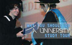 WHY YOU SHOULD DO A UNIVERSITY STUDY TOUR