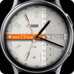 Watch face Burlington is upgrade of popular watchface Burlington . Casio G Shock, Watch Faces, Cool Watches, Concept Cars, Clock, Samsung, Popular, Style, Clocks