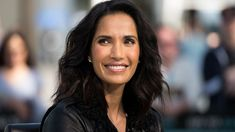 Padma Lakshmi Rubs This Oil Mix All Over Her Body to Beat Bloat | StyleCaster