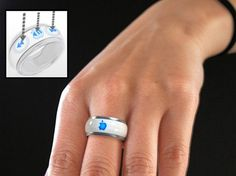 Future technology Concept iRing Controls Your iPod