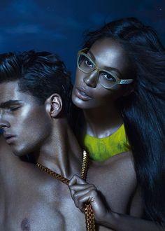 #Eyewear - Advertsing Campaign Spring Summer 2013