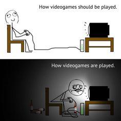 Hahahahaha! So true!