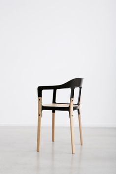 Steelwood Chair by Ronan & Erwan Bouroullec Design for Magis