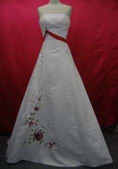design a wedding gown