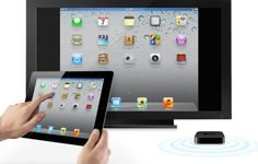ways to use the i pad and Apple TV in the classroom