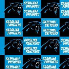 NFL CAROLINA PANTHERS BLANKET