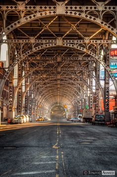 The Arch of Harlem by Towfiq Ahmed, via 500px