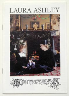 Vintage Laura Ashley Christmas brochure / catalogue 1984 | eBay