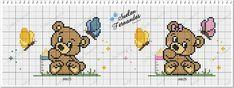Cross Stitch Baby, Cross Stitch Patterns, Baby Kiss, Beading Patterns, Crafty, Embroidery, Comics, Crochet, Art