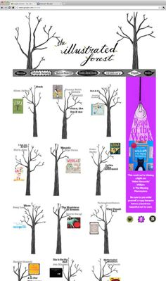 The Illustrated Forest | Picture Books