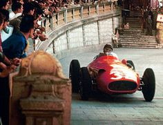 Fangio in the Maserati 250F in Monaco 1957 Monaco Grand Prix:  http://www.wheelsofitaly.com/wiki/index.php?title=Monaco_Grand_Prix  Juan Manuel Fangio:  http://www.wheelsofitaly.com/wiki/index.php?title=Juan_Manuel_Fangio  Maserati 250F:      http://www.wheelsofitaly.com/wiki/index.php?title=Maserati_250F  WOI Encyclopedia Italia:  http://www.wheelsofitaly.com/wiki/index.php?title=Main_Page