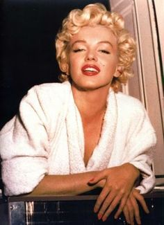 The legend. The blonde. The original sex symbol. The troubled Marilyn Monroe who struggled in private with depression and anxiety. The public superstar who